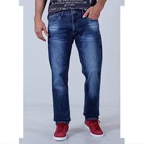 Calça Jeans Slim Fit Masculina Zoomp