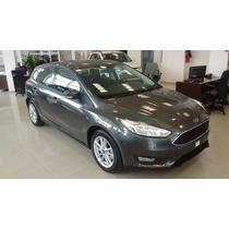 Nuevo Ford Focus S 5p 1.6 2017 0km Linea Nueva (ms)