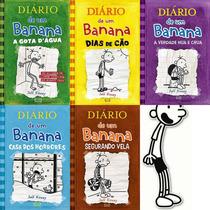 Diario De Um Banana - Vol 3 Ao 7- Capa Dura - Jeff Kenney