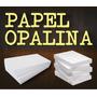Papel Especial Opalina Chambril Blanca A4 180 Grs. X 100 Ho