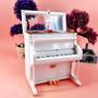 Cajita Piano Musical A Cuerda Alhajero Con Bailarina