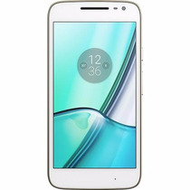 Celular Motorola Moto G4 Play Dtv Xt1603 16 Gb Branco