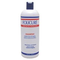 Shampoo Folicure Champú De 32 Onzas Paquete De 1