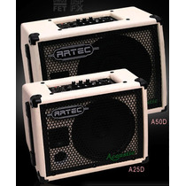 Amplificador Artec A50d Para Instrumentos Acústicos