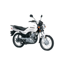 Motocicleta Trabajo Suzuki Ax4 Cargo Reparto Tool Yb