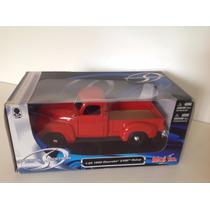 Miniatura Maisto 1/25 Chevrolet Pickup 3100 Edição Especial
