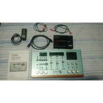 Mixing Vestax Mw-3000 Workstation + Serato Scratch Live Sl1