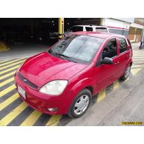 Ford Fiesta Power - Sincronico