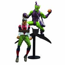 Green Goblin Duende Verde Homem Aranha Marvel Select Ds10768