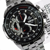 Oferta Exclusivo Reloj Casio Edifice Ef-558d-1av Sellados