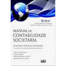 Manual De Contabilidade Societária