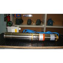Bomba Sumergible Shimge Tipo Lápiz De 3/4 Hp. Agua Limpia.