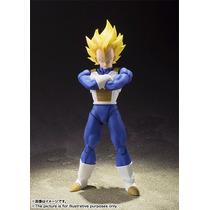 S.h. Figuarts Super Saiyan Vegeta Dragon Ball Z Duel Zone