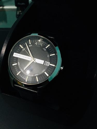307421be1320 reloj a x negro para caballero. Cargando zoom.