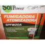 Fumigadora-atomizadora, Solpower, 20 Litros, Mod: Spfw20a