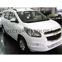 Chevrolet Spin 5/7 Asientos $100.000 Y Cuotas Plan Nacional