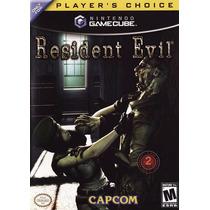 Resident Evil Gamecube Usado
