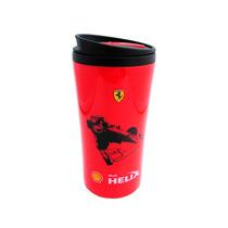 Copo Scuderia Ferrari Shell Licenciada Não É Termico 3 Un.