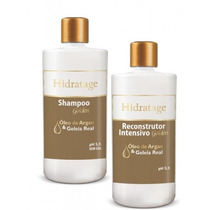 Kit Golden Geleia Real Hidratage - 400ml