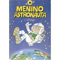Revista Quadrinhos O Menino Astronauta Ziraldo Gov Federal.