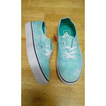 Zapatos Skate Vans (modelo: Authentic)