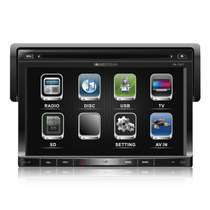 Autoestereo Pantalla 7 Soundstream Vr 730ct Dvd Tv Usb