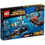 Lego 76027 Batman Ataque Submarino Manta Negra Mundo Manias