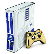 Xbox 360 Edição Star Wars Lacrado !! Único No Mercado Livre.