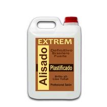 Alisado Brasilero Plastificado Encerado Bidon 5 Litros Envío