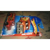 Hot Wheels Armored Truck Camioneta De Valores Lyly Toys