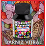 Barniz Laca Vitral Ad X 6un Pintura Transparente Para Vidrio