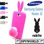 Estuche Case Rabito Para Samsung Galaxy Note2 N 7100