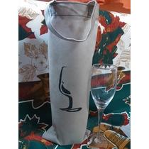 Bolsas Para Vinos Pack 100 Estampadas