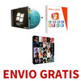 Windows 7 + Office 2016 + Adobe Suite Cs6 (5 Dvds) + Envio