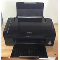 Impressora Epson Stylus Tx115 - Multifuncional