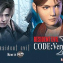 Resident Evil 4 Y Code Veronica Ps3 Master_games
