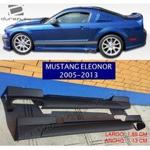 Estribos Deportivos Mustang Eleonor 05 06 07 08 09 2010 2011