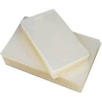 Material Para Plastificar Tamaño Oficio Caliente X50 Hojas