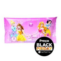 Lenços Umedecidos Biotropic Princesas Da Disney