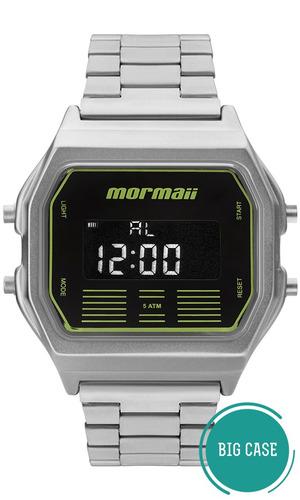 ebf1df4886041 Relógio Mormaii Masculino Mobj3715b k3p Vintage + Brinde - R  300,00 ...