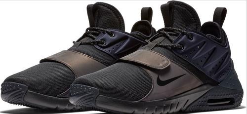 Tenis Nike Air Max Trainer 1 Amp Negro Hombre Originales