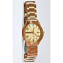 Relógio Lince Dourado Masculino (orient) Mrg4271s C2kx Wr --