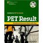 Result Pet 2015 Student Book + Workbook +cd Digital