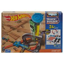 Pista Hotwheels Track Builder Kit Acrobático