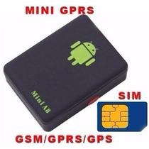 Mini Escuta A8 Espiã Gsm Localizadora Gps Celular No Brasil