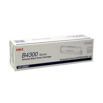 Toner Negro Okidata 42102901 7k Para B4300 +c+