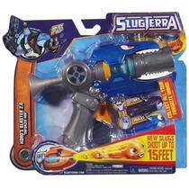 Bajoterra Pistola Lanzadora (blaster) Con Babosas Integradas