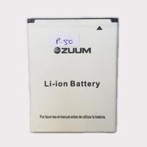Pila Bateria Zuum P50 1800 Mah Original Nueva Garantizada