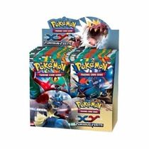 Cartas Pokemon Furious Fist Xy 36 Boosters Box Em Inglês