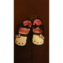 Zapatitos Para Tu Bebé Hello Kitty , Envio Gratis!